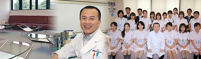 健康診断や産業保健活動を通じて、企業や地域に貢献します。